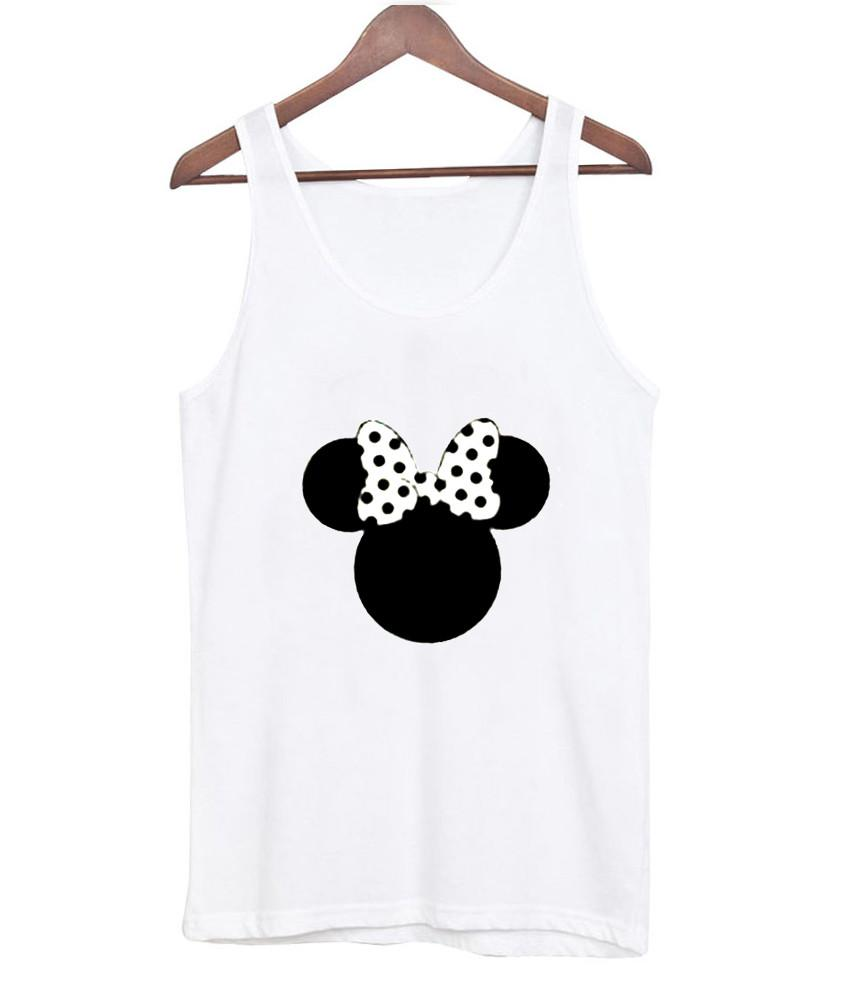 mini mouse tanktop