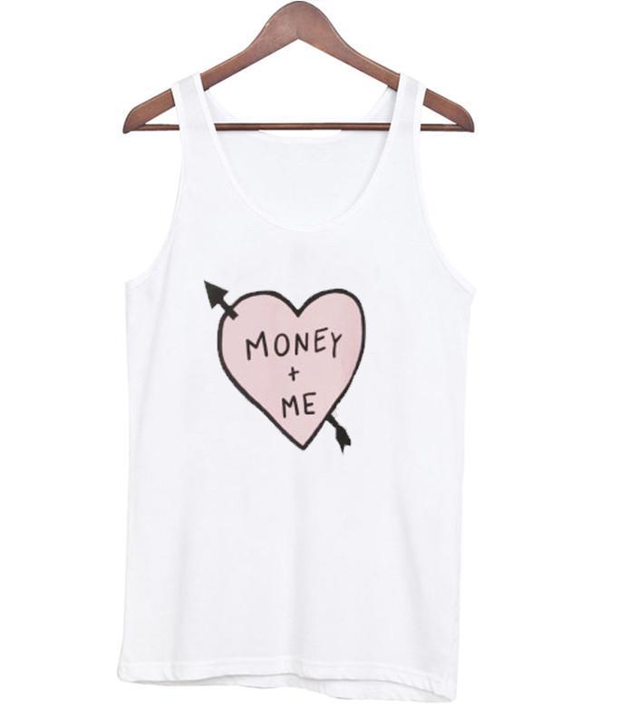 money + me tanktop