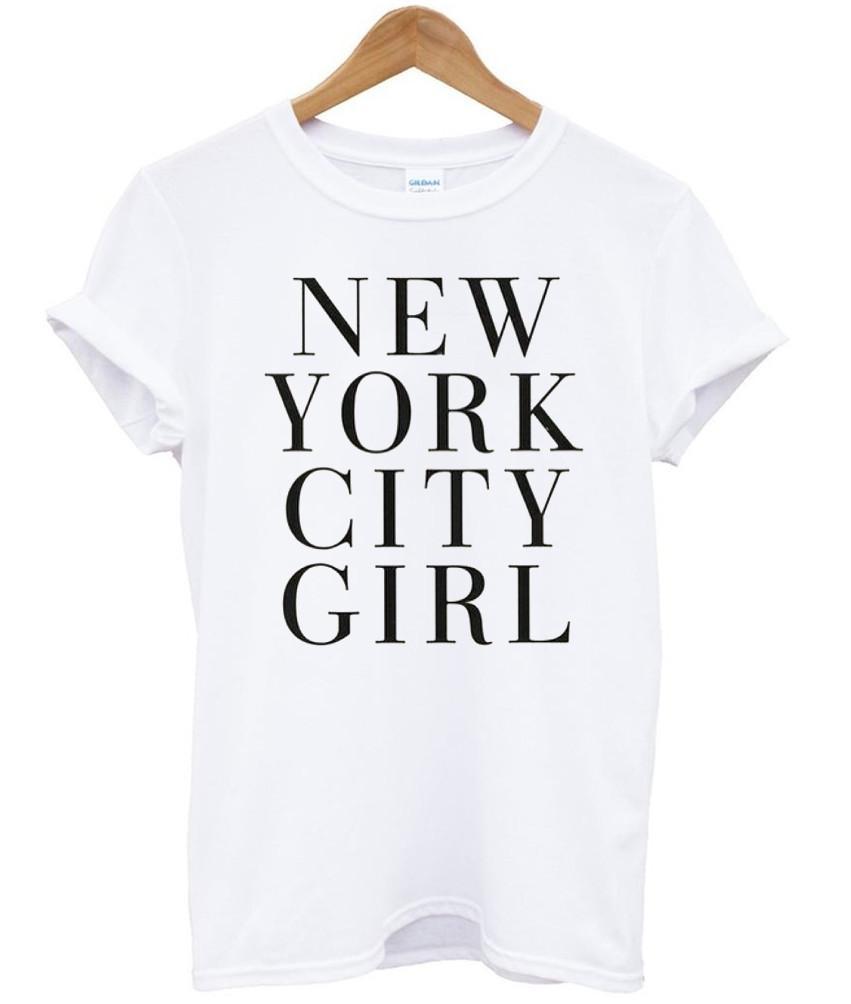 New york city girl T shirt