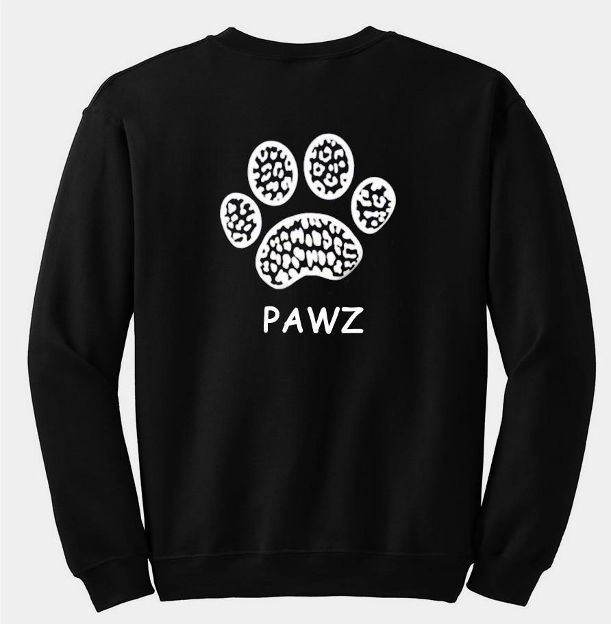 pawz sweatshirt