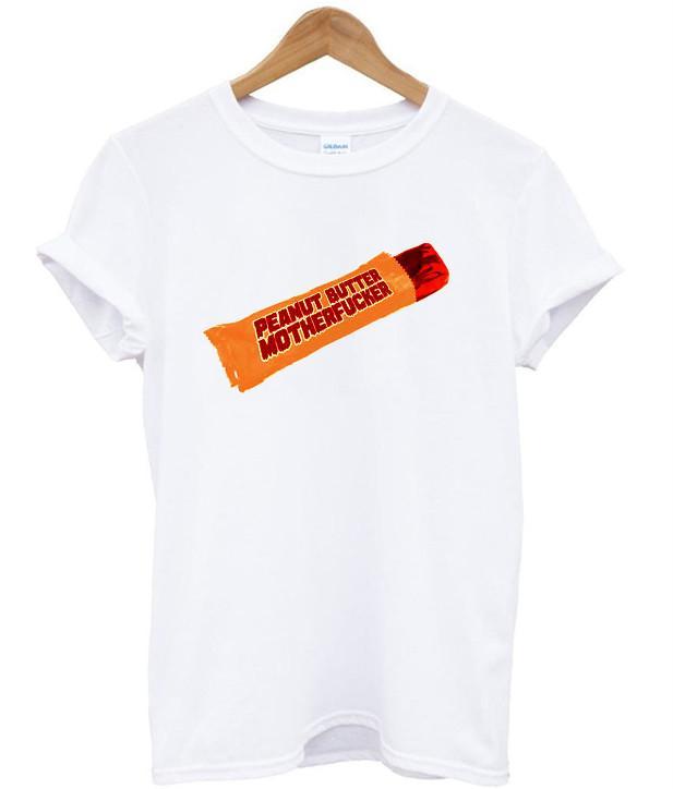 peanut butter motherfucker t shirt