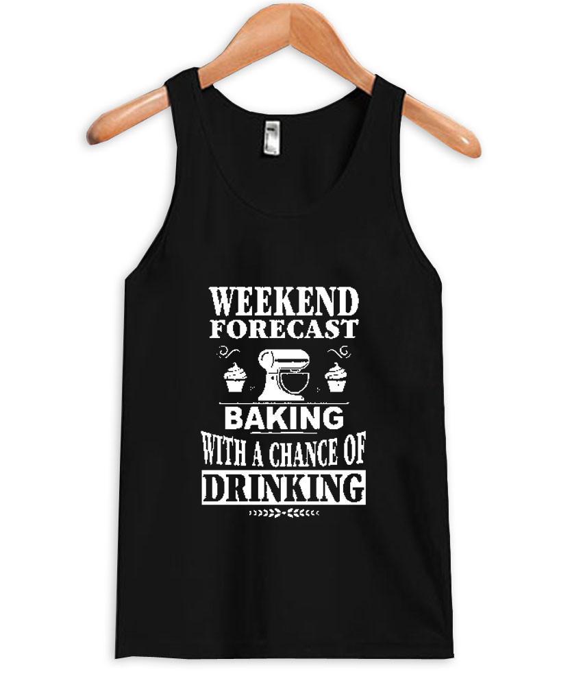 weekend forecast tanktop