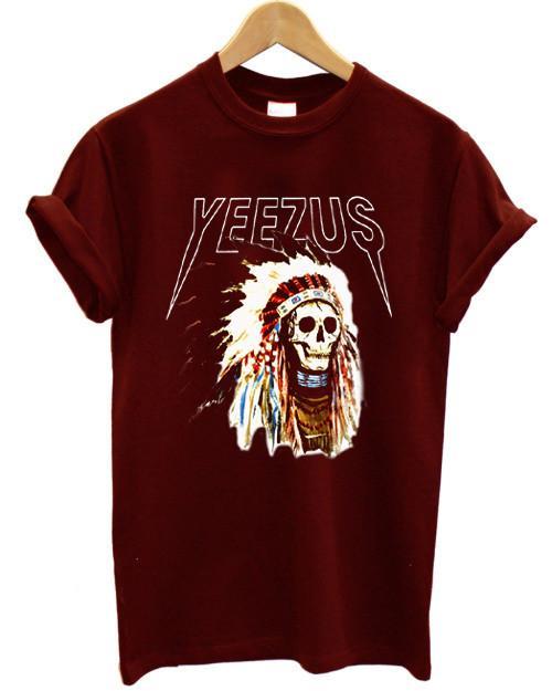 yeezus shirt T shirt