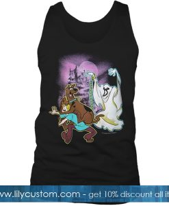 Scooby-Doo Shaggy Munchies Tank Top SF