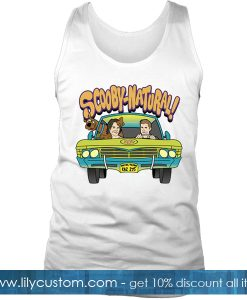 Scooby Supernatural Tank Top SF