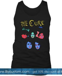 The Cure In Between Days Tank Top SF