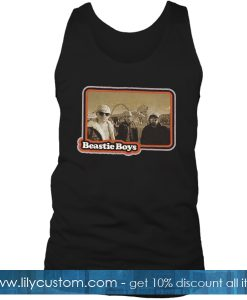Vintage 90's Beastie Boys Tank Top SF