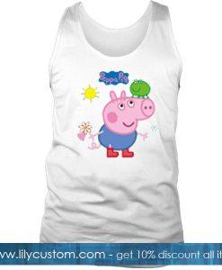 Yang Mi Peppa Pig Tank Top SF