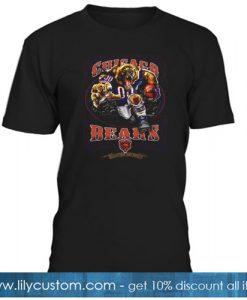 Chicago Bears Running T-Shirt NT NT