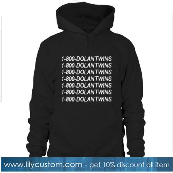 1-800-Dolantwins Hoodie SN