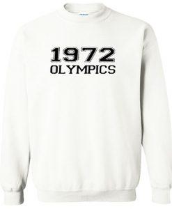 1972 Olympics sweatshirt SN