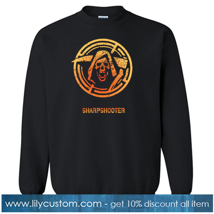 2 Sharpshooter Logo SWEATSHIRT SR