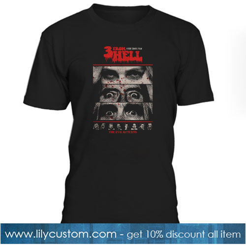 3 From Hell T-Shirt SR