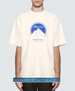 Adererror Company Oversized T-Shirt SN
