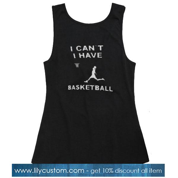 Basketball 2 Tank Top SN