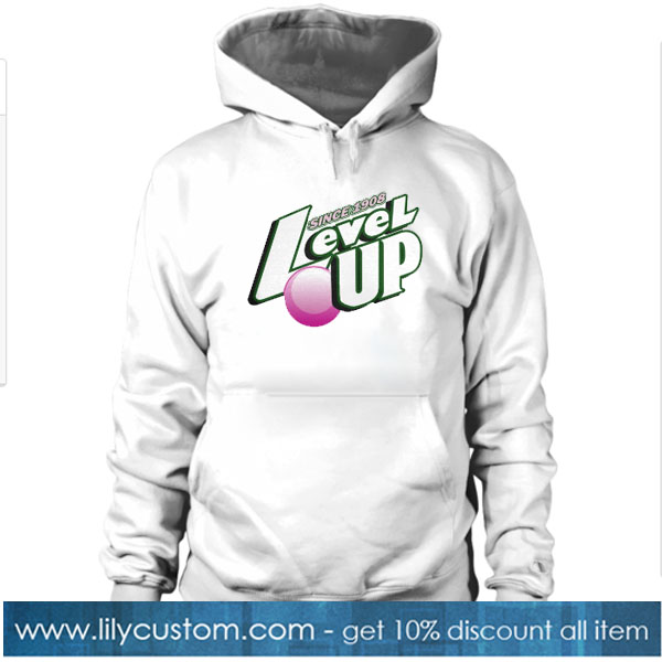 Level Up 08 HOODIE SN
