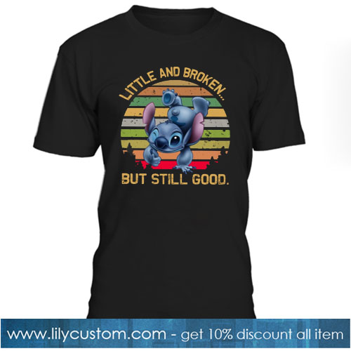 Little and Broken T-SHIRT SR