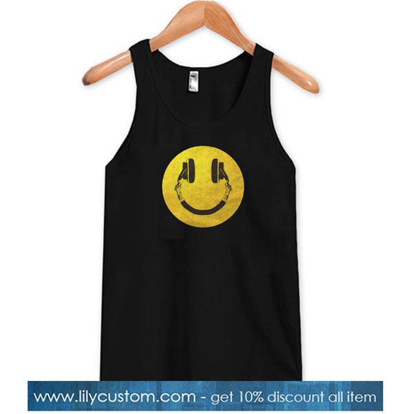 Music Smile TANK TOP SN