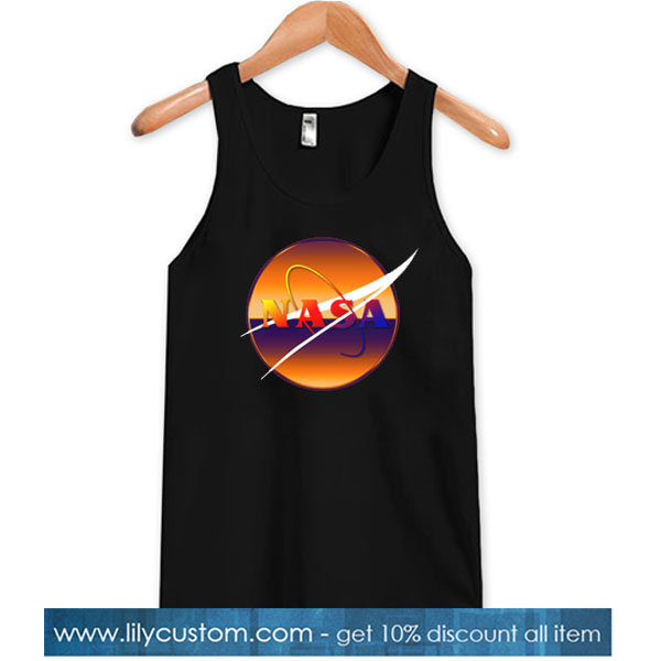 Nasa Gradient TANK TOP SR