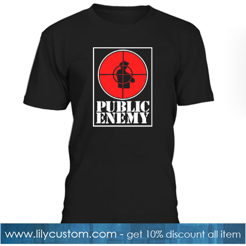 Public Enemy T-Shirt AR
