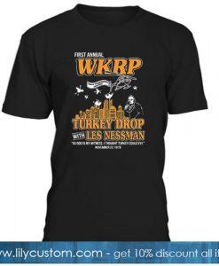 WKRP Turkey Drop T-Shirt SR