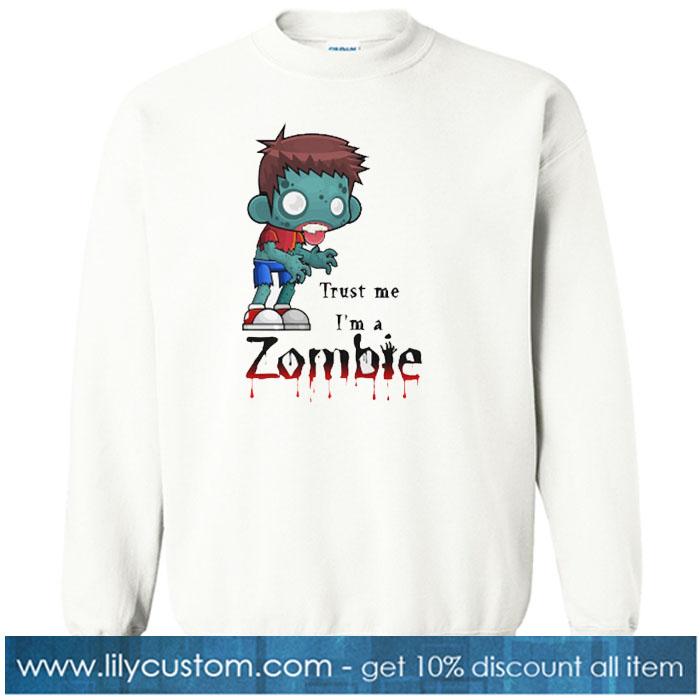 Zombie SWEATSHIRT SR