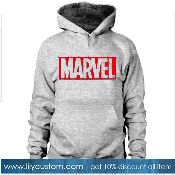 2019 Avengers MARVEL Hoodie SN