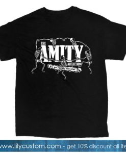 AMFAD Skeleton Dance Tee (Black) TShirt SN