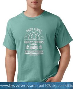 Amazing Camping Memories T-SHIRT SN