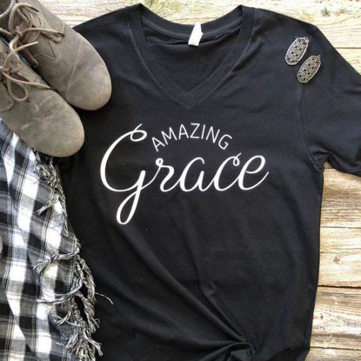 Amazing Grace T-Shirt SN