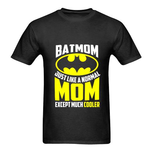 Bat Man Batmom Just Like A Normal T Shirt SN