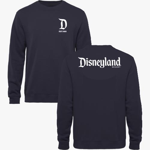 Disneyland Resort Est.1955 Sweatshirt SN