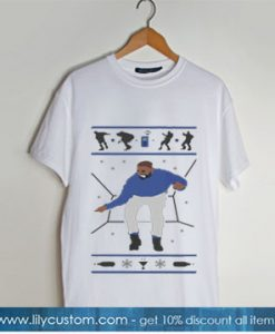1 800 hotline bling Cartoon t shirt SN