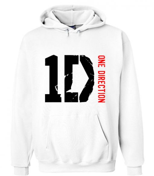 1D One Direction Hoodie-SL