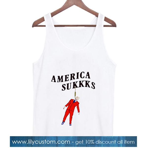 America Sukkks Tank Top -SL