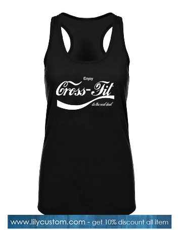 Enjoy Crossfit Tank Top SN