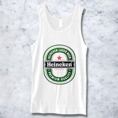 Heineken Logo Tanktop SN