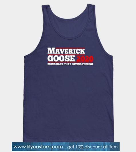 Maverick Goose 2020 Tank Top SN