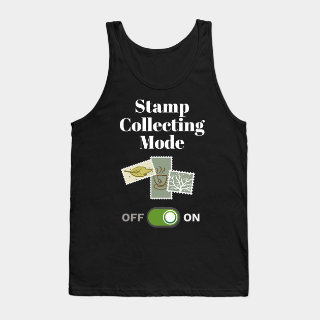 Stamp Collector Tank Top-SL