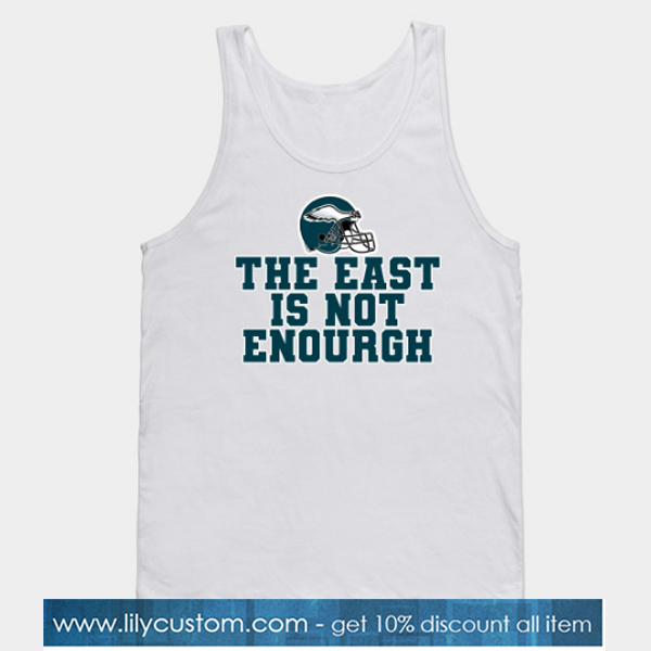 The East Is Not Enough Tank Top-SL