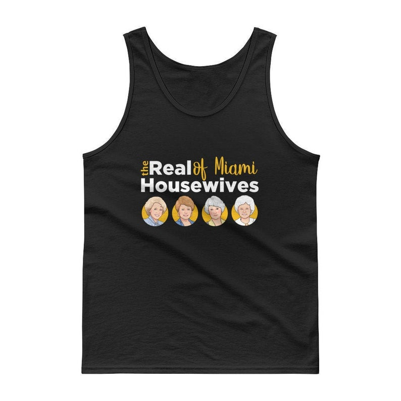 The Real Housewives of Miami Unisex Tank top NA