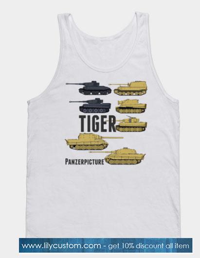 Tiger Tank Top SN