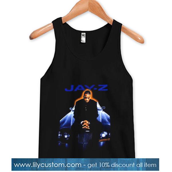 Vintage Jay-Z Hard Knock Life Tank Top-SL