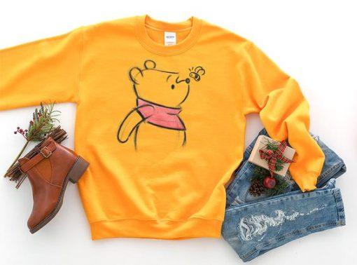 Winnie The Pooh Sweatshirt SN