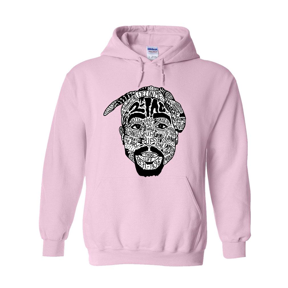 2Pac Thug Life Hoodie