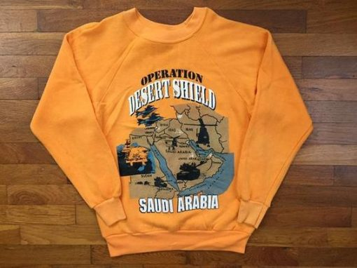 90s Operation Sweatshirt