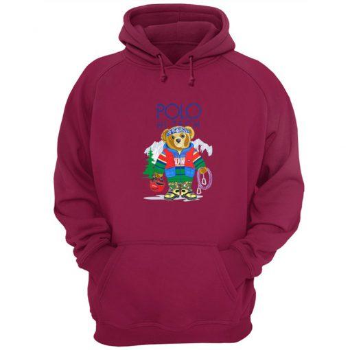 Polo Hi Tech Bear Hoodie