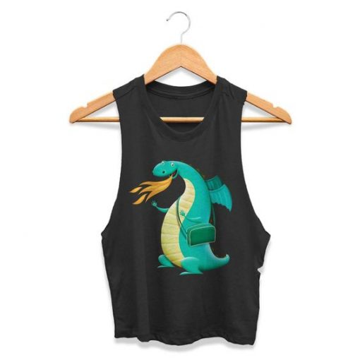 Sunshine Dragon Tanktop