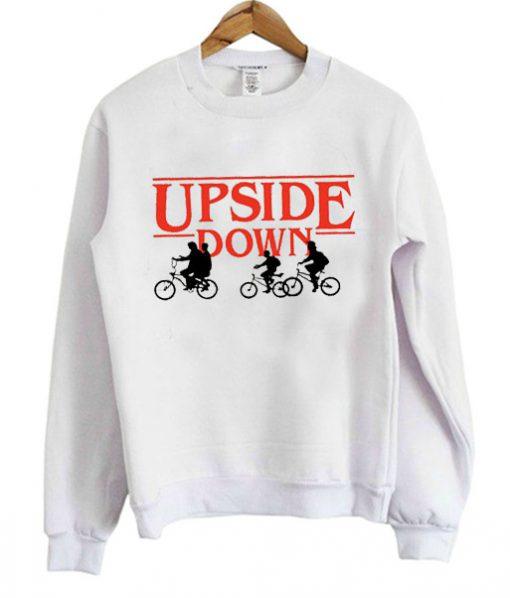 Upside Down Stranger Things Sweatshirt