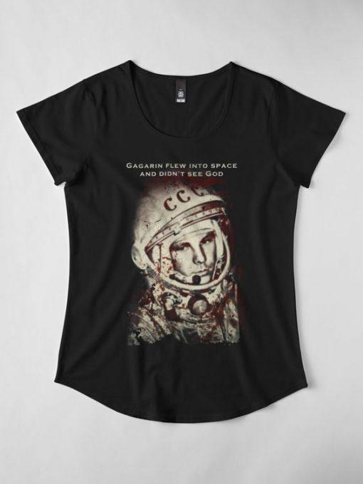 Yuri Gagarin Vintage T-Shirt